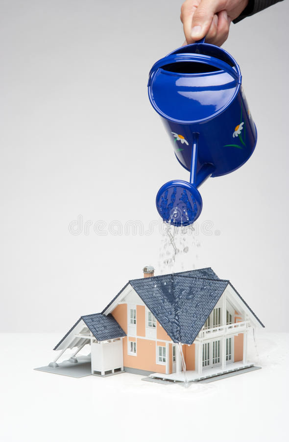 Download Dream about house stock image. Image of house, foster - 20475465