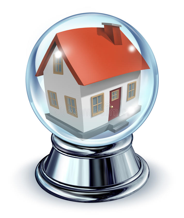 Download Dream House stock illustration. Image of globe, base - 22947179