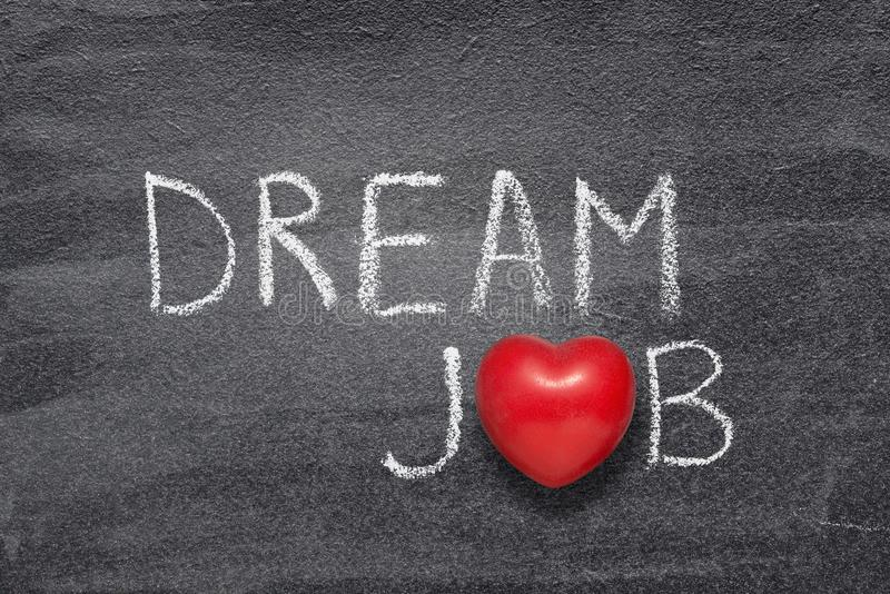 Dream Job Heart Stock Photo Image Of Success Skill 113305178