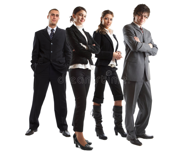 Download Dream Team stock image. Image of confident, businesspeople - 2011169