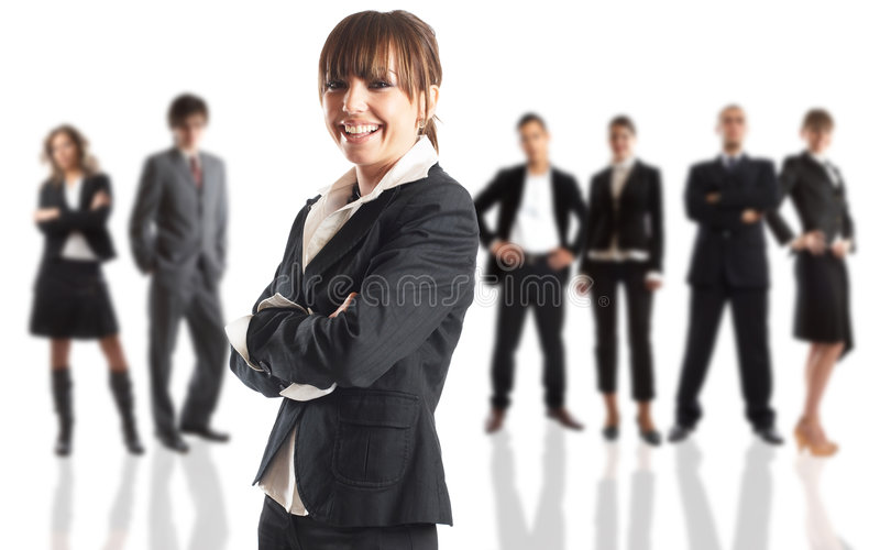 Download Dream Team stock photo. Image of business, executive, chief - 2125448