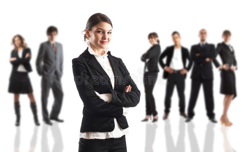 Download Dream Team stock image. Image of career, executive, commerce - 2125457