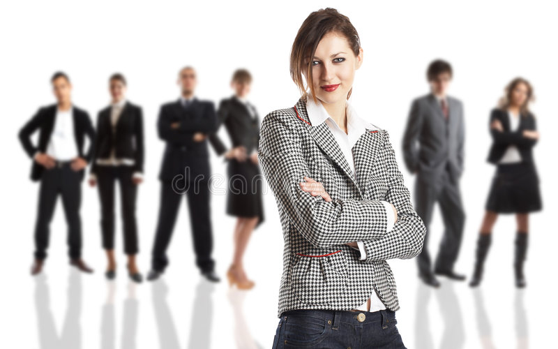 Download Dream Team stock image. Image of businesspeople, businessman - 2207295