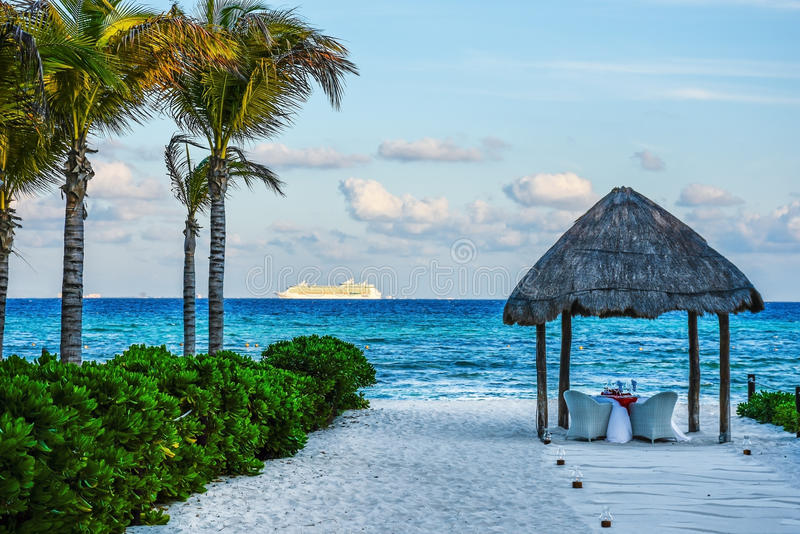 Dream Vacation stock photography