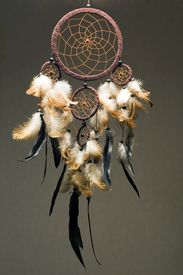 dreamcatcher royaltyfria bilder