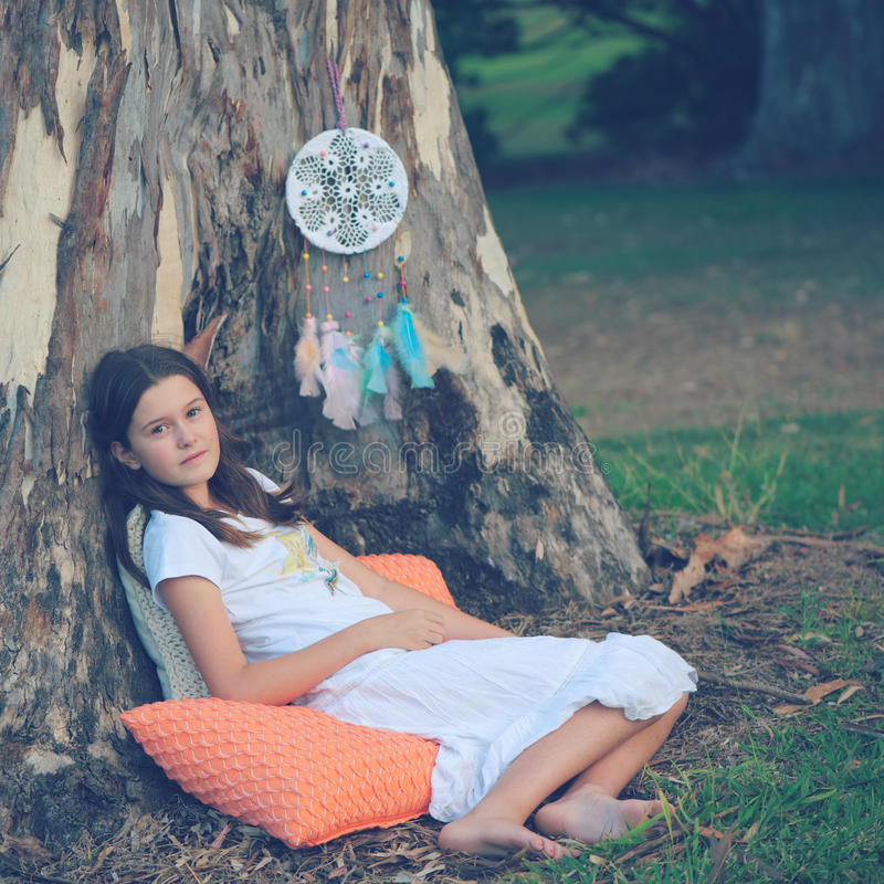 Dreamcatcher foto de stock royalty free