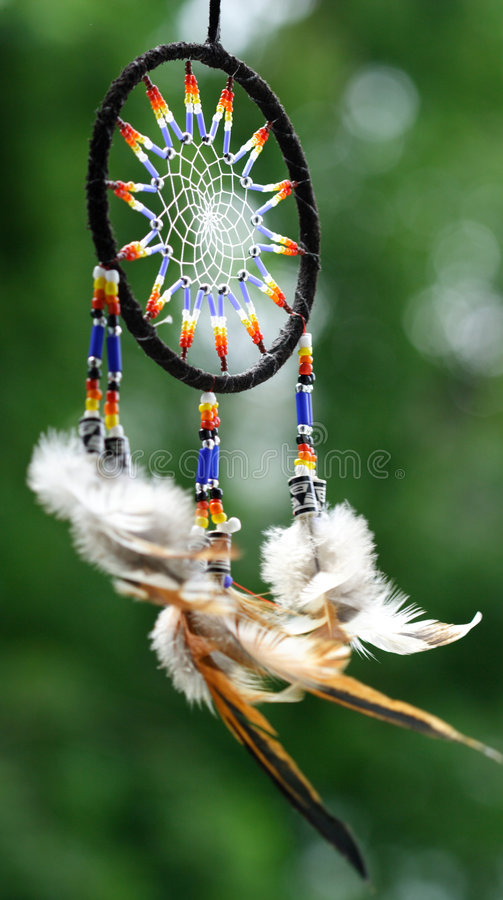 Dreamcatcher images stock