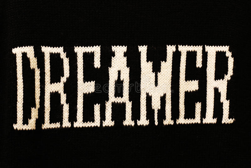 dreamer stock foto