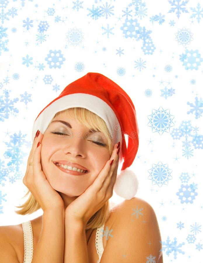 Free Dreaming Mrs. Santa Royalty Free Stock Images - 3335179