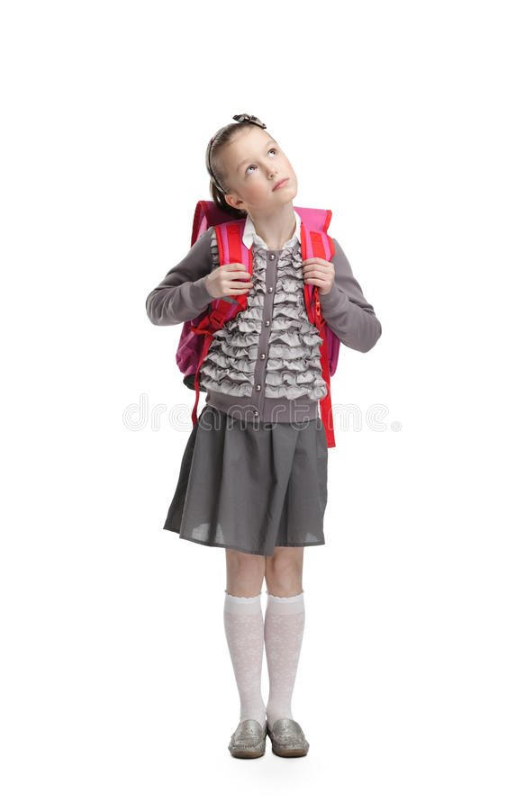 Dreaming About School Pupil Stock Photos