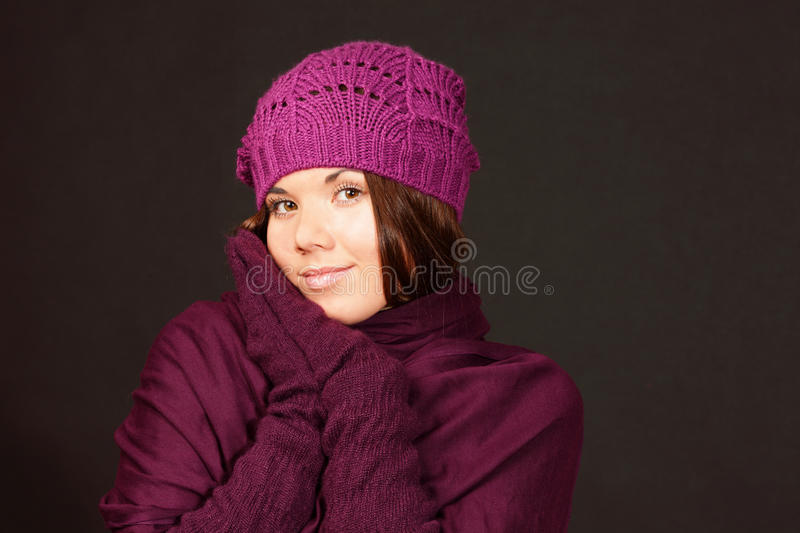 Download Dreaming young woman stock image. Image of confident - 17552065