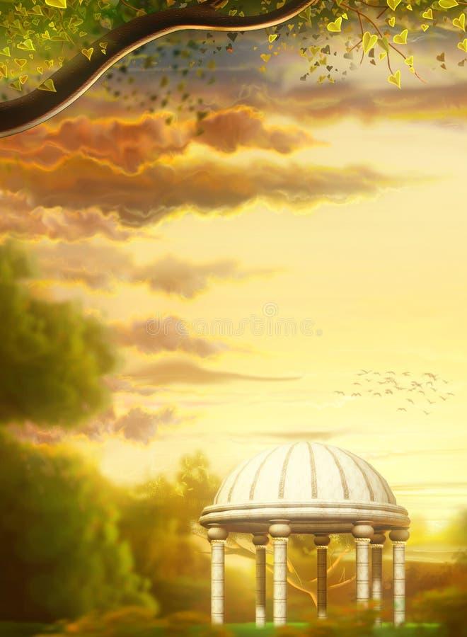 Download Dreamland stock illustration. Illustration of unique - 12904200