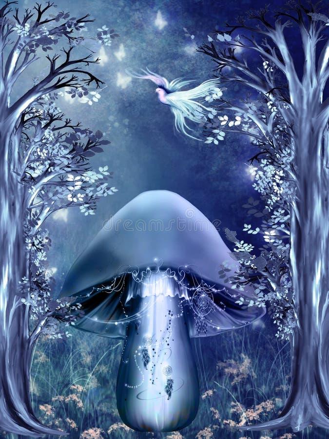 Dreamland ilustração stock