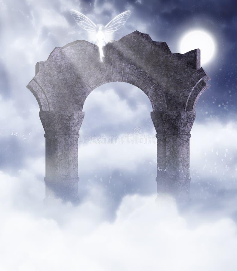 dreamland иллюстрация вектора