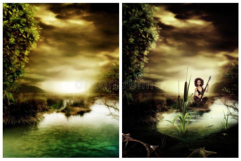 Dreamland ilustracji