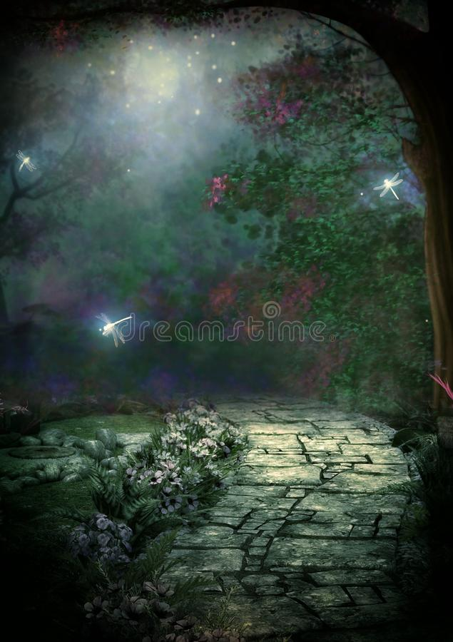 Free Dreamland Royalty Free Stock Image - 38700906