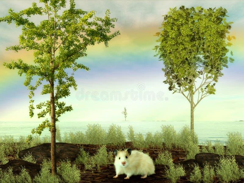Dreamland ilustración del vector