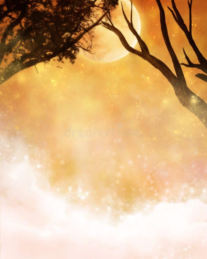 dreamland διανυσματική απεικόνιση