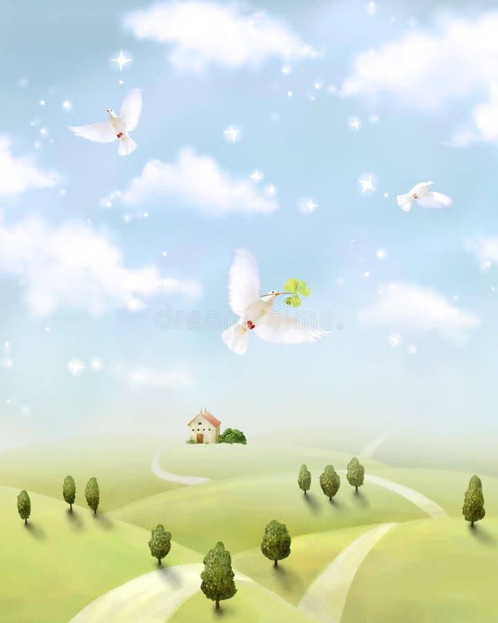 dreamland ελεύθερη απεικόνιση δικαιώματος