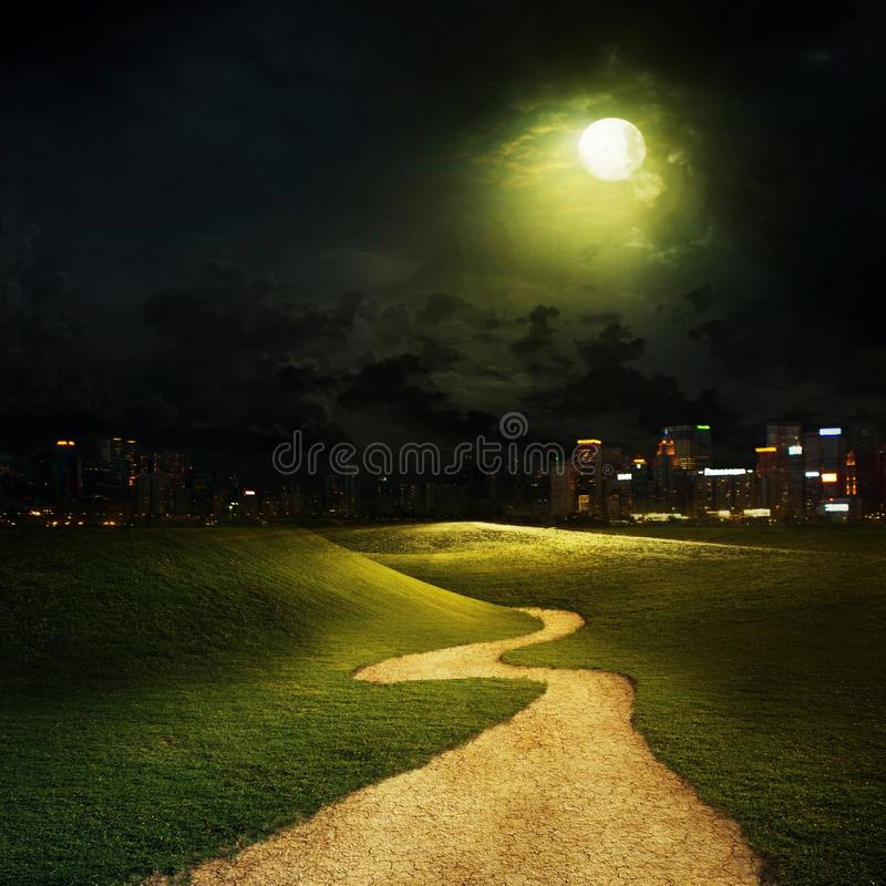 Dreamland royalty free stock image
