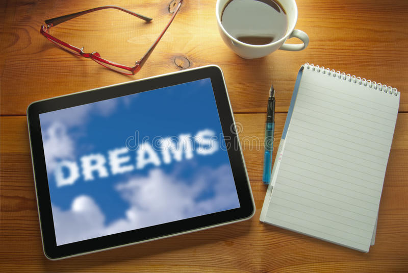 Dreams stock photography