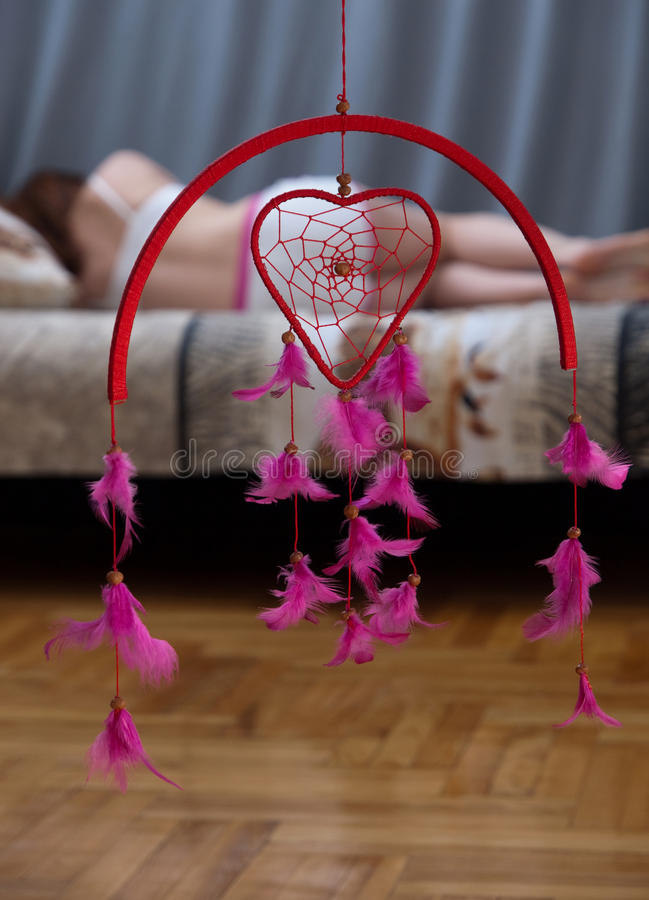 Dreams Of Love Royalty Free Stock Photography