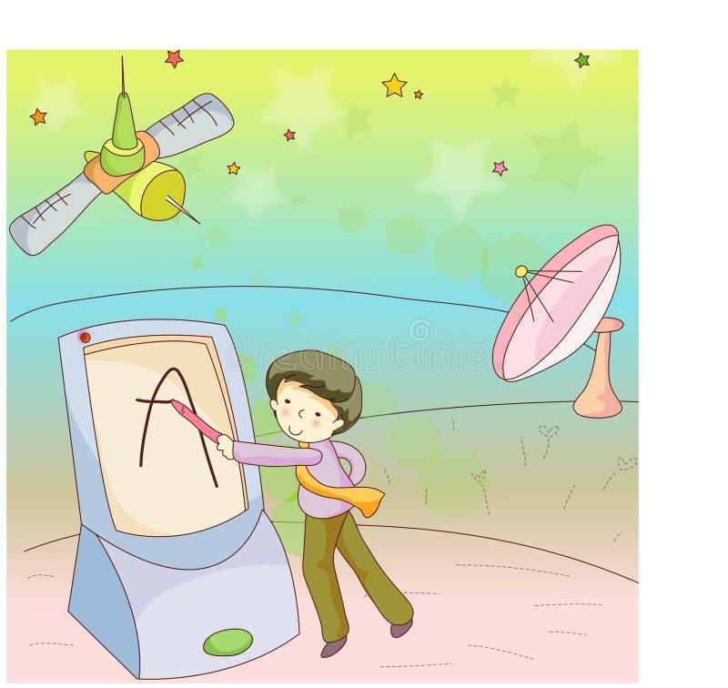 dreamseries stock illustrationer