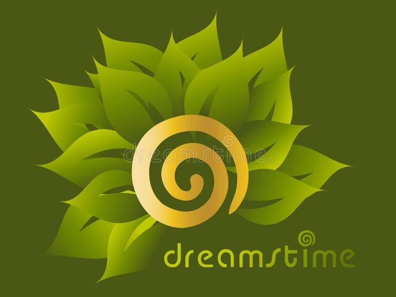 dreamstime花 向量例证