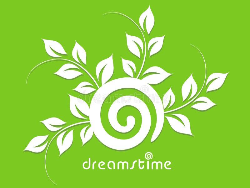 dreamstime花 库存例证