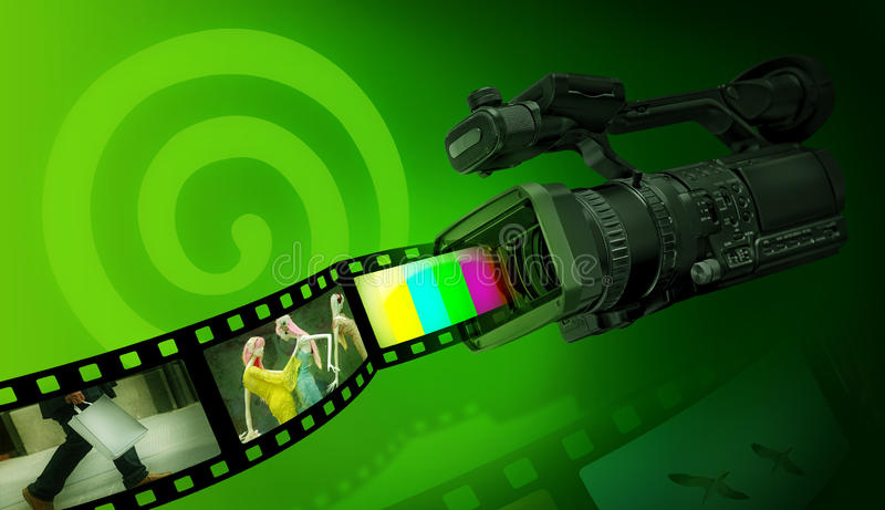 Dreamstime Video Footage. Stock video footage with Dreamstime logo concept royalty free stock photos