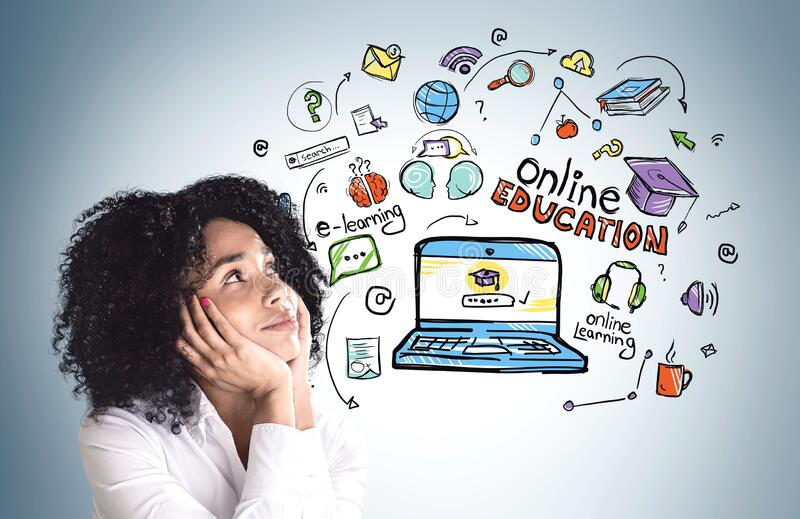 Online Education Stock Photo Image Of Digital Elearning 33129254
