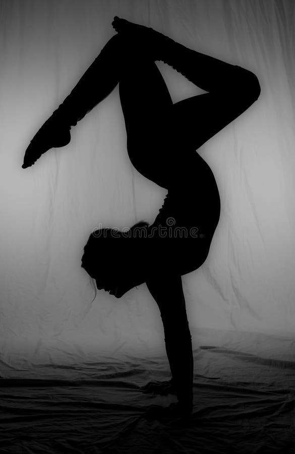 Dreamy Balancing Act III stock photography
