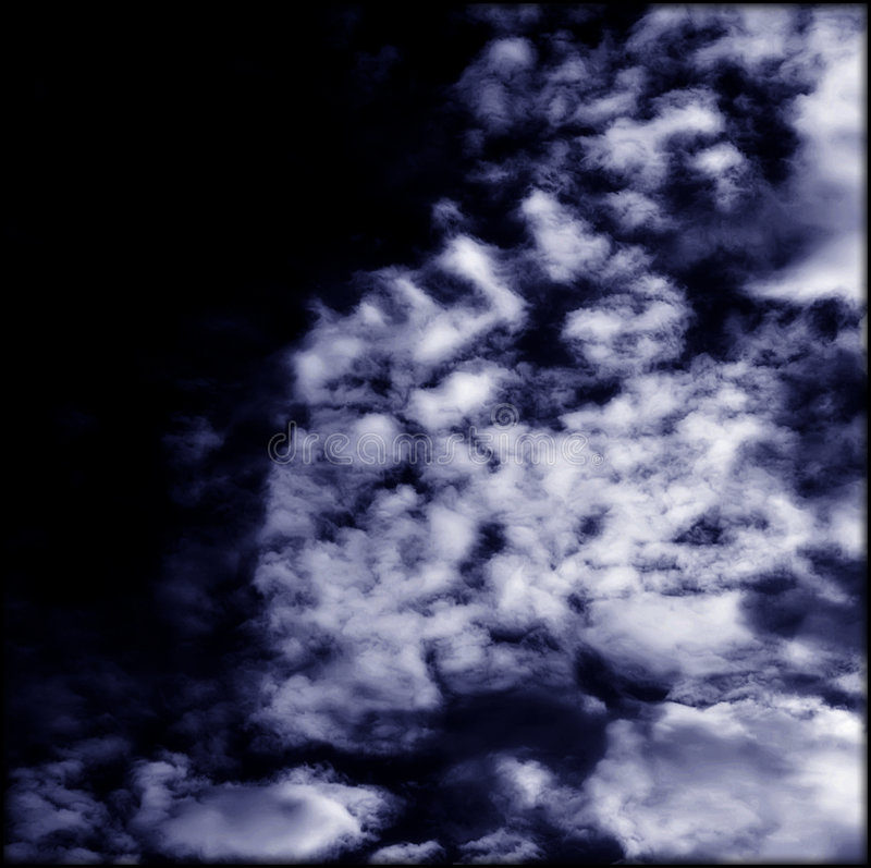 Download Dreamy Blue Sky stock image. Image of clouds, abstract - 2370889
