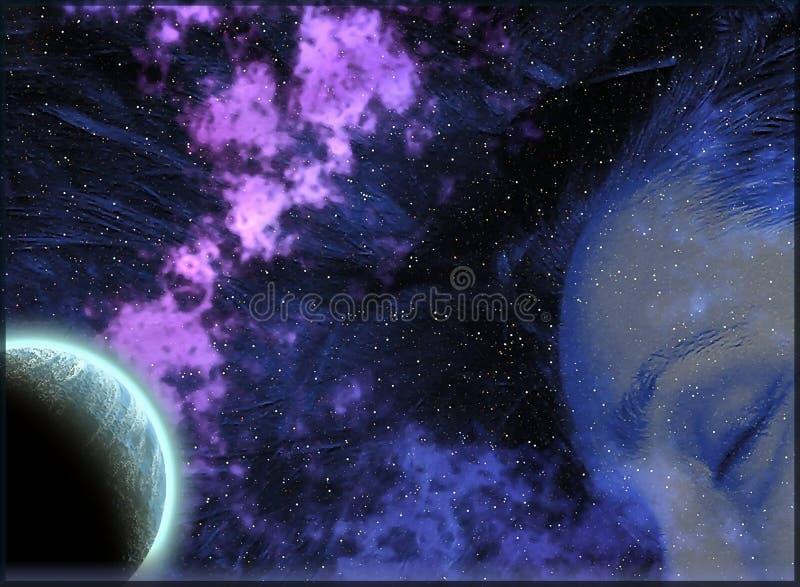Download Dreamy fantasy stock illustration. Image of fantasy, blue - 82150