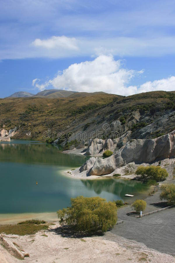 Download Dreamy Lakes stock photo. Image of idyllic, otago, panorama - 14818762