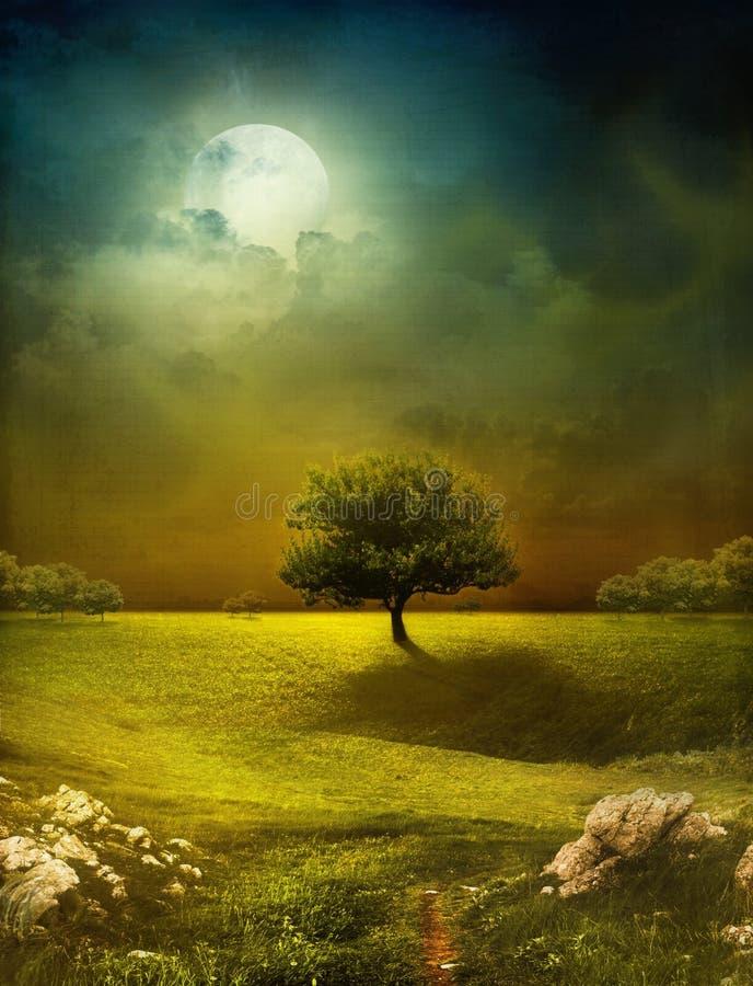 Download Dreamy Landscape stock photo. Image of mystic, amazing - 37018910