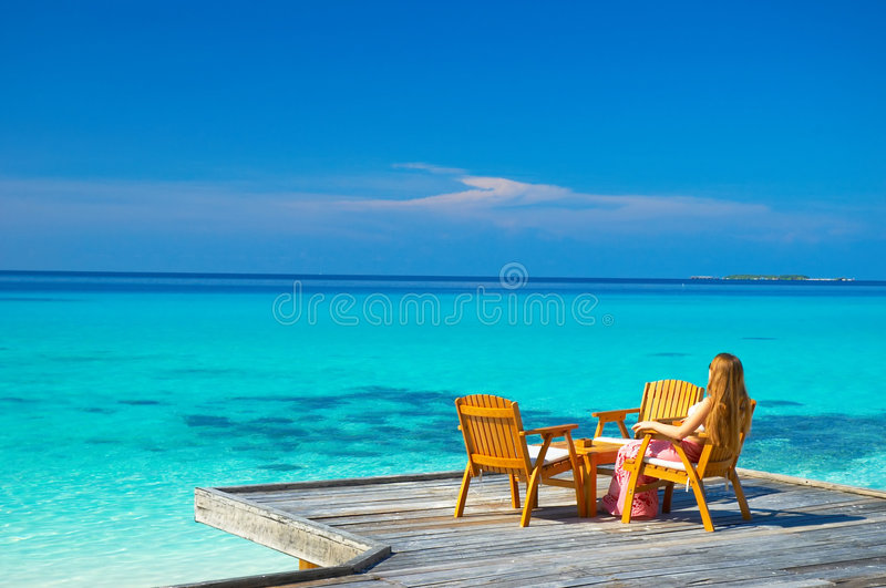 Dreamy view royalty free stock photo