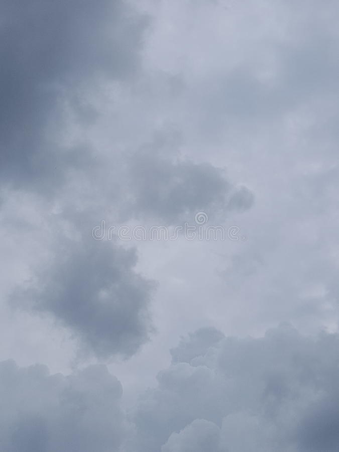 Dreary Skies stock photography