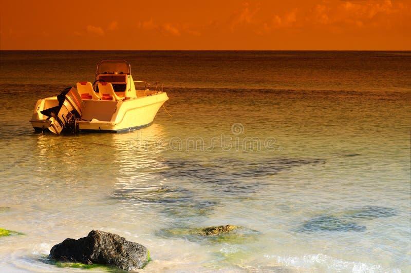 Drehzahl-Boot stockbilder