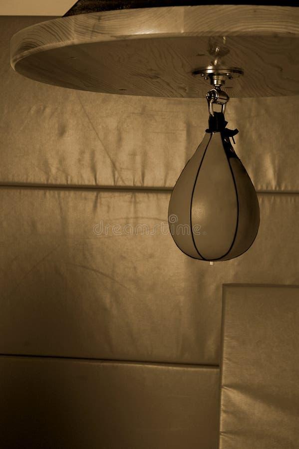 Drehzahlbeutel des Boxers lizenzfreie stockfotografie