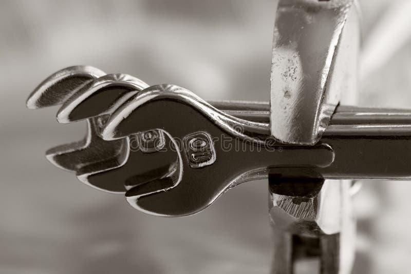Drei Schlüssel lizenzfreie stockfotos