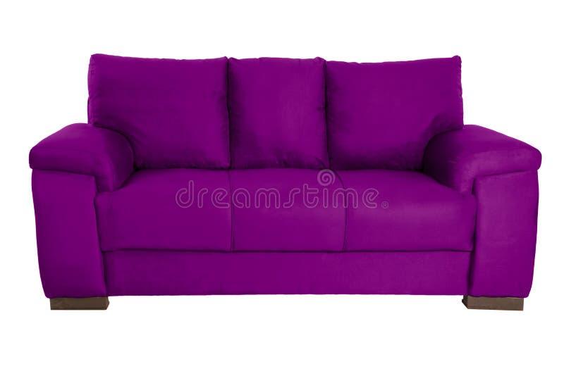 Drei Sitzgemütliche Farbe stockbild