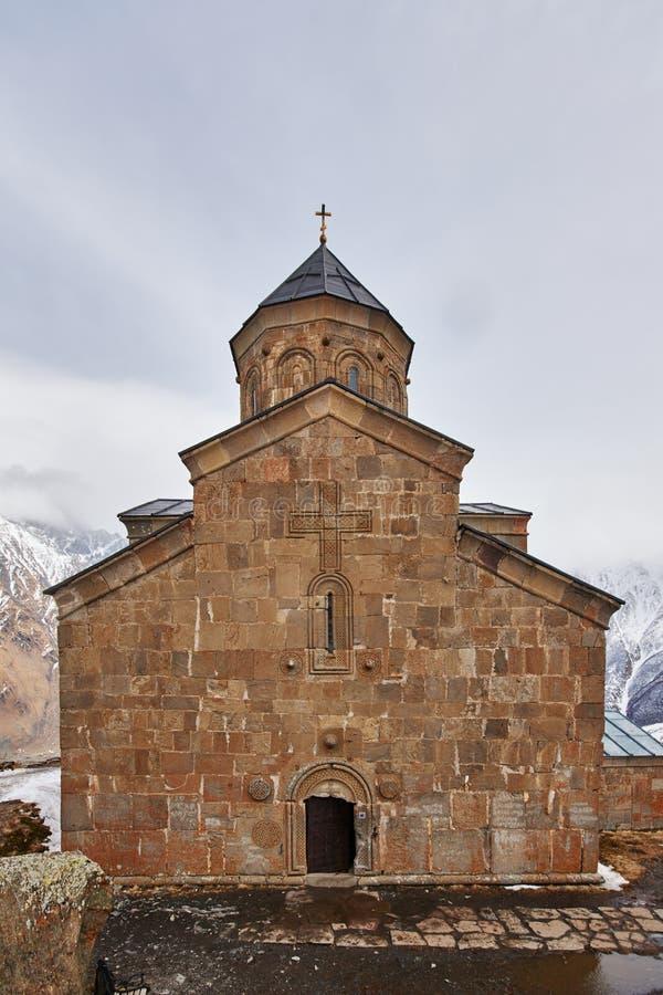 Dreifaltigkeitskirche nahe lizenzfreies stockfoto