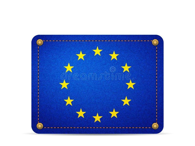 Drelich UE zaznacza ilustracji