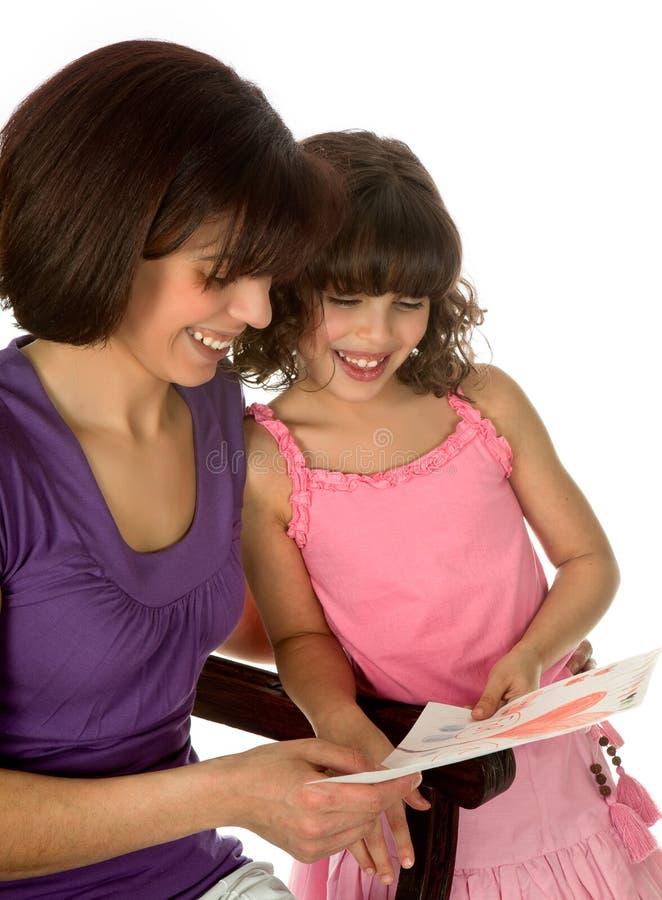 Drenaje para el día de madre foto de archivo libre de regalías