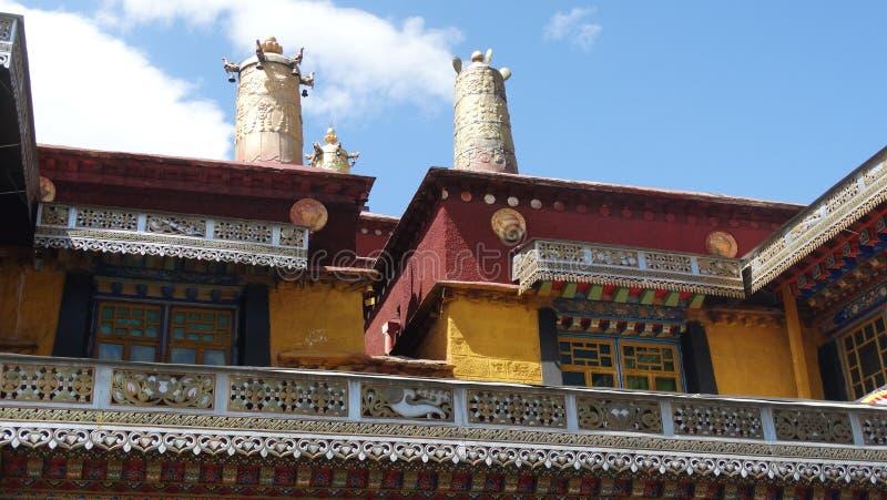 Drepung kloster, Lhasa royaltyfri foto