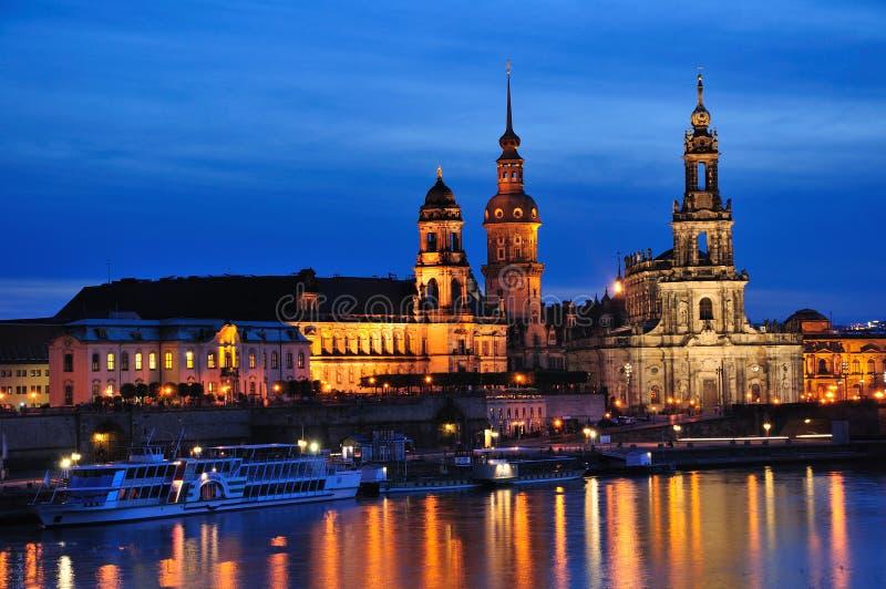 Dresda, Germania immagine stock