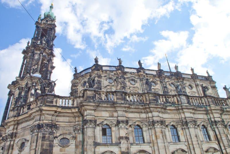 Dresda, Germania fotografie stock