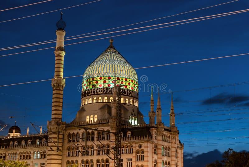 Dresde Yenidze images libres de droits