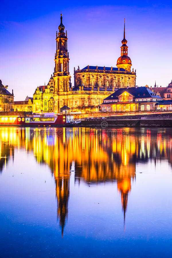 dresden Германия стоковые изображения